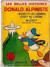LES BELLES HISTOIRES n°8 ¤ DONALD/MICKEY ¤ 1954 COLBERT