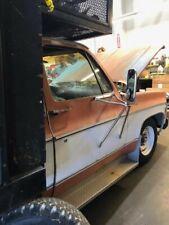 1975 classic chevy truck parts c20 passenger side complete door