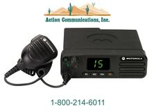 NEW MOTOROLA XPR 5350, UHF 450-512 MHZ, 40 WATT, 32 CHANNEL TWO WAY RADIO