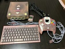 Sega DreamCast HELLO KITTY Pink Limited Console NTSC-J 2