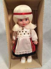 1970 USSR Soviet Estonian Souvenir SALVO Folk Doll