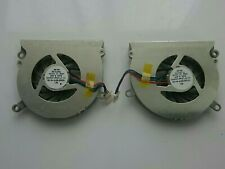 """Apple Macbook Pro 15"""" A1150 2006 Set of Cooling Fans in Good Working Condition"""