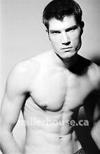 Lenox Fontaine Original B&W 35mm Film Negative Male Model Gay Interest Photo #18
