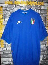 Vintage Italia Italy Puma  football soccer jersey shirt trikot maillot '00s