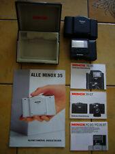 MINOX 35PL Analogkamera mit Spezial Computerblitzgerät FC35