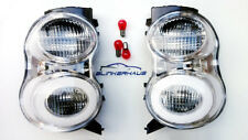 SMART FORTWO W 451 CABRIO BRABUS TAILOR MADE ULTIMATE CLEAR CHROMED TAIL LIGHTS