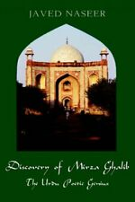 Discovery of Mirza Ghalib, Naseer, Javed New 9781420861952 Fast Free Shipping,,