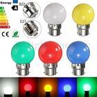 3W B22/E27 Color Unique 2835 LED Globe Ampoule Lampe Bulb Spot Atmosphère 160LM