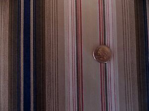 Imperial Fabric by Waverly  Stripe Out Of Print  Premium Cotton Moda