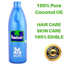 Parachute 100% Pure Coconut Oil For Hair, Skin Care, Massage, Edible Natural