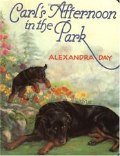Carls Afternoon in the Park by Alexandra Day