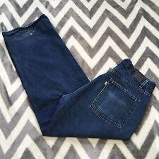 Levis SilverTab Mens 34x30 Denim Blue Jeans 90s Vintage loose baggy  Oversized bdc459faf57