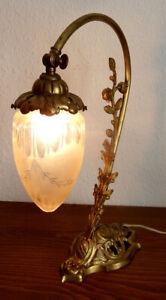 Wunderschöne Jugendstil - Tischlampe  um 1925