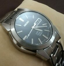 Seiko Titanium Sapphire Watch SGG729P1