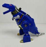 Transformers G2 Grimlock Dark Blue Dinobots 1993 Hasbro Takara (Incomplete)