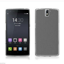 Silicone Gel Rubber Thin Shell Back Soft Cover Case For OnePlus One JL1