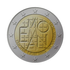 """Slovenia 2 Euro commemorative coin 2015 """"Emona"""" UNC"""