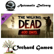 The Walking Dead: 400 Days DLC : PC :  Steam Digital : Auto Delivery