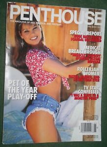 Penthouse June 2000 POM Tracie Carmichael POY Play-Off Angelica Costello