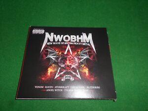 NEW WAVE OF BRITISH HEAVY METAL - NWOBHM - 2 CD COMPILATION