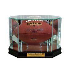 New Fletcher Cox Philadelphia Eagles Glass and Mirror Football Display Case