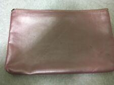 Pink Mary Kay Cosmetics Bank Bag