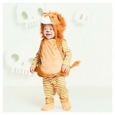 Baby/Toddler Plush Lion Vest Costume Halloween Dress-Up Costume~0-6 Months