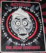 NEW Achmed the Dead Terrorist Fleece Blanket Gift Jeff Dunham Comedy The Show