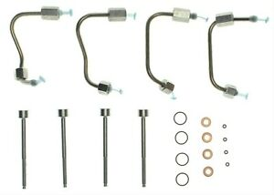 NEW Mahle Fuel Injector Line & Seal Kit GS33703 F250 F350 6.7 Powerstroke 11-19