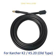 Karcher K6-15m manguera de drenaje de limpieza con Boquilla de agua a presión de extremo Wiggly