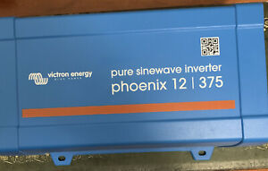 Victron Pure Sine wave Inverter Phoenix 12/375