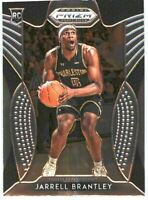 2019 Prizm Draft Picks Basketball #52 Jarrell Brantley Rookie Card Charleston