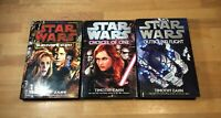 Star Wars Timothy Zahn 3 Hardcover Lot, Quest, Choices, Outbound, ALL 1st/1st