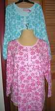 Long Sleeve Tunic Floral Plus Size Tops & Blouses for Women