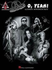 Aerosmith O Yeah! Ultimate Hits Guitar Recorded Versions Tab Book NEW!