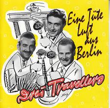 Die 3 Travellers - Eine Tüte Luft Aus Berlin CD 1997 Schlager