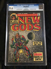 New Gods #1, CGC 9.6 NM+ 1st Orion, Metron CLASSIC COSMIC Jack Kirby!