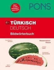 PONS Türkisch/Deutsch Bildwörterbuch (2010, Taschenbuch)