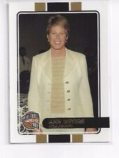 2009-10 PANINI HALL OF FAME ANN MEYERS #57 - SERIAL NUMBER #509/599 UCLA BRUINS