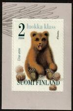 FINLAND 2004 MNH BEAR
