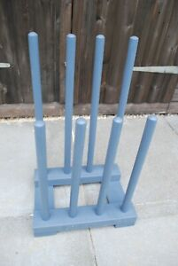 Wellington Boot Stand Walking Boot Stand Welly Rack 4 or 6 Pairs Various Colours