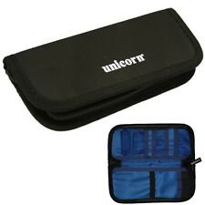 Unicorn Midi Black Darts Case / Wallet - Small Black and Compact