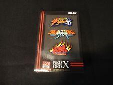 Neo Geo X Classics Vol 3 King of Fighters + Blazing Star + Kizuna Encounter ;New
