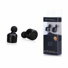 Mini Bluetooth Wireless TWS Stereo In-Ear Earphones Headset Earbuds for iphone7