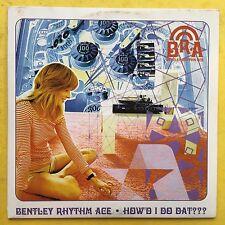 BRA - Bentley Rhythm Ace - How'd I Do Dat??? - Card Sleeve - Promo CD (CBX342)