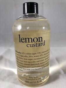 Philosophy Lemon Custard 16 Oz. Body Spritz