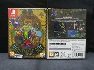 (UK Import) Nintendo Switch Nightmare Boy (Brand New)