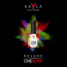 KAYLA DELUXE ONE STEP SMALTO GEL 3 in 1 SEMIPERMANENTE  9ml