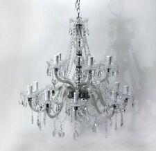 Lampadari da soffitto bianco di metallo per lavanderia