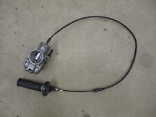 1984 1985 HONDA CR 250 R CR250 Carb Carburetor with throttle and cable KEIHN OEM